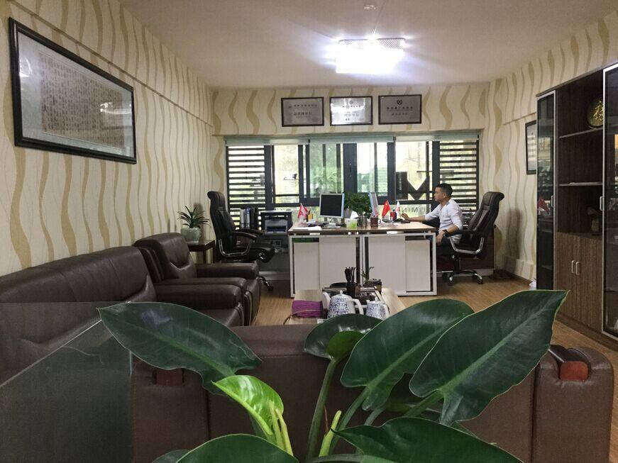 四川彤铭广告有限公司-业务办公室